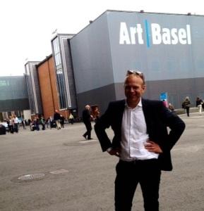 Matijn Wijn Art Basel